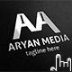 Aryan Media Logo