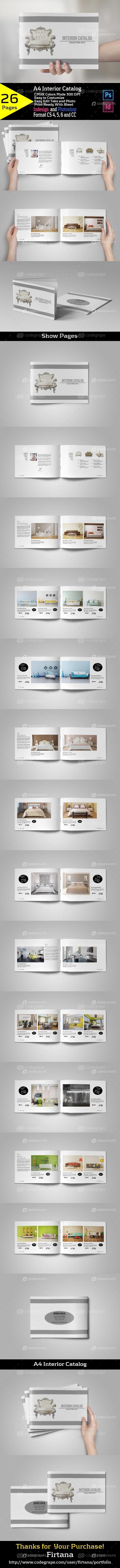 A4 Interior Catalog