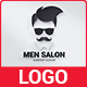 Men Salon Logo