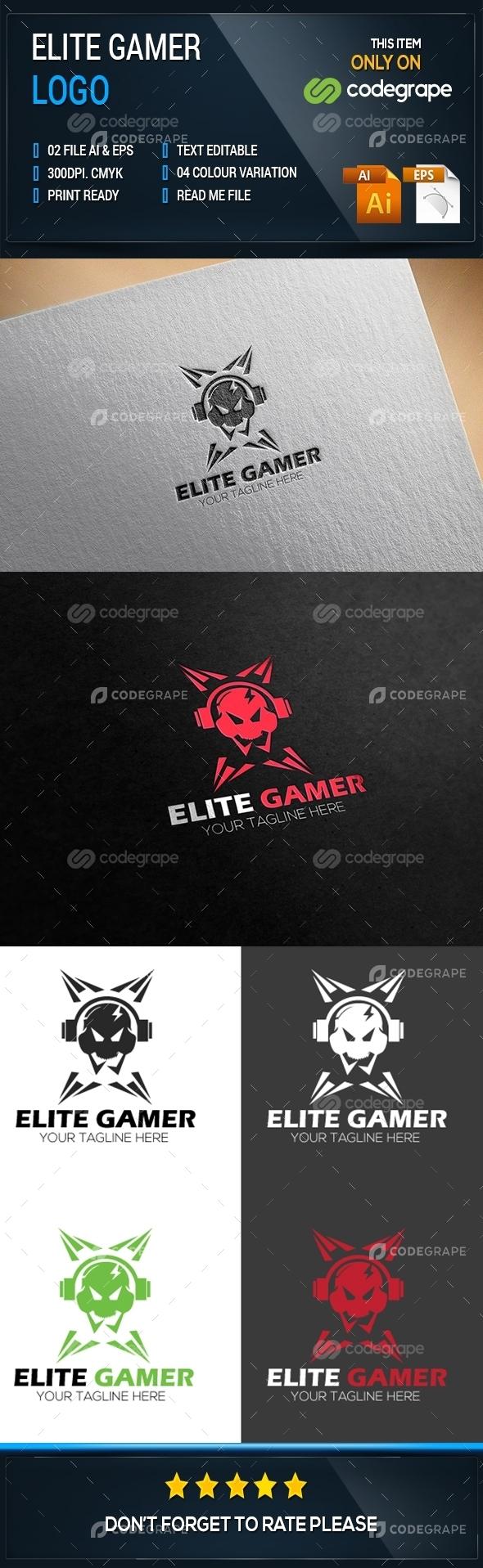 Elite Gamer logo