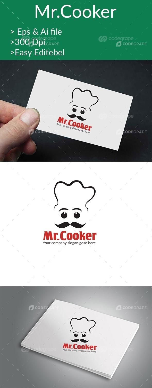 Mr.Cooker Logo