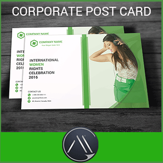 Corporate Post Card