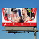 Fitness Billboard