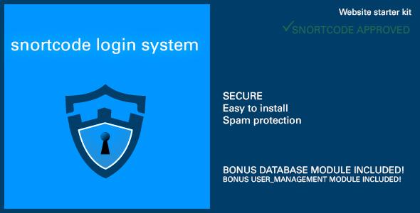 Login PDO/MySQL
