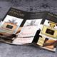 Creative TriFold Brochure Eshop Perfume -v.2