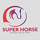 Supper Horse Logo