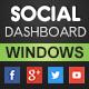 Social Media Management, Marketing & Monitoring Dashboard