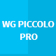 WG Piccolo Pro - Multipurpose WordPress Theme