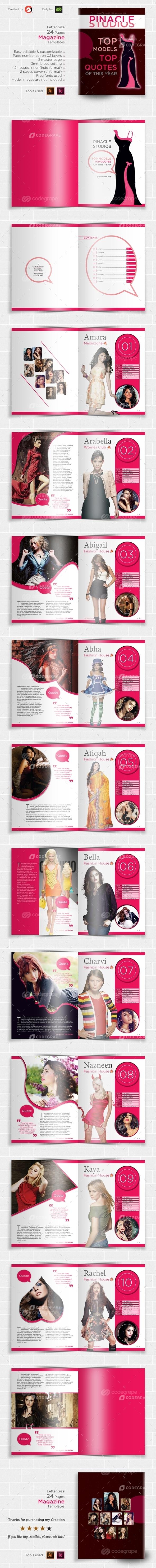 Magazine V.1
