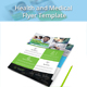 Health Flyer Template