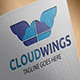 Cloud Wings Logo