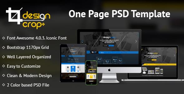 DesignCorp PSD Template