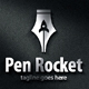 Pen Rocket Logo