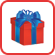 Christmas Gifts Popper Game Template