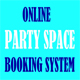 Online Party Space Booking System