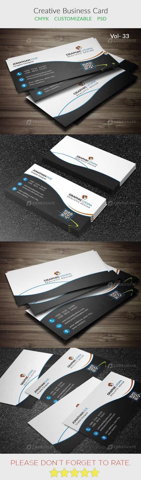 Creative Business Card V.33