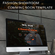 Comming Soon Web Template