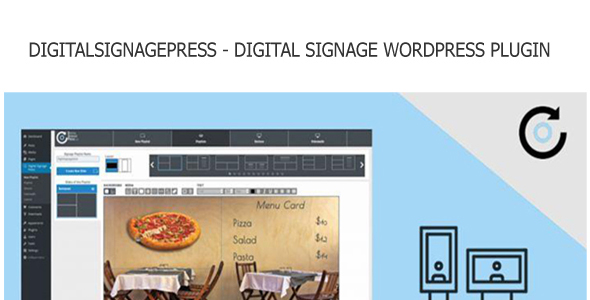 Digitalsignagepress Base - Digital Signage Wordpress Plugin