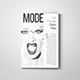 Mode & Multipurpose Magazine Template