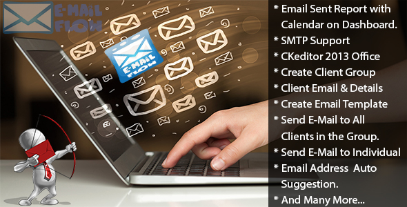 Email Flow - Digital & Email Marketing