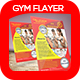Creative GYM Flayer