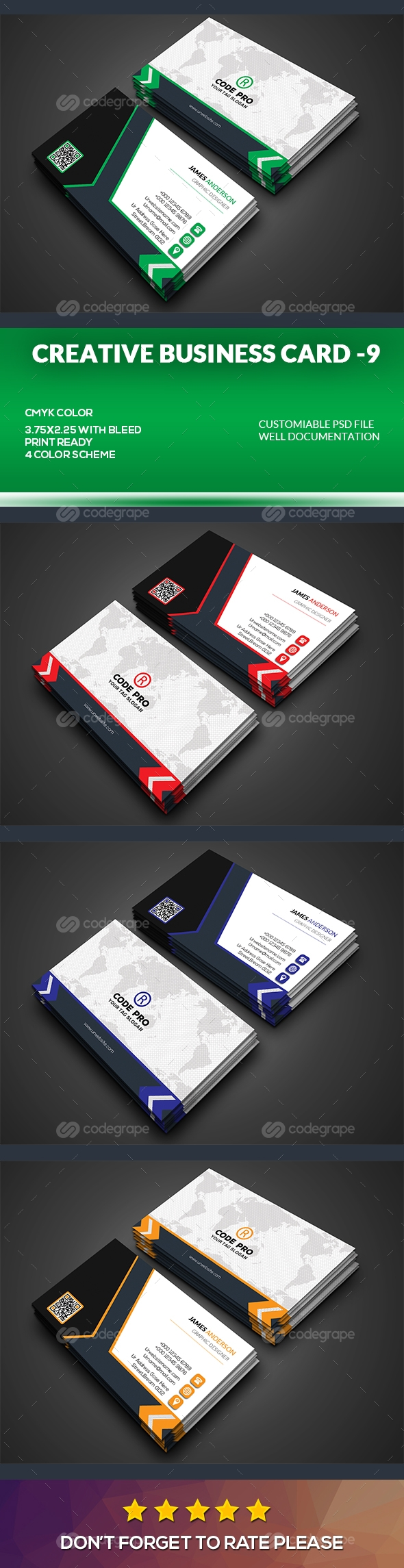 Creative Business Card -9