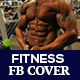 Fitness Facebook Cover - 2