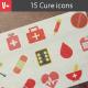 Set 15 Medical Icons