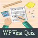 Vina WordPress Quiz