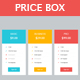 Price Box Psd
