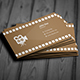 Cinematography Business Card