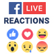 Facebook Live Reactions Vote Real Time