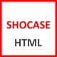Shocase - Personal Portfolio Template