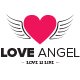 Love Angel Logo