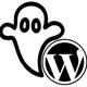 Ghost WP Admin