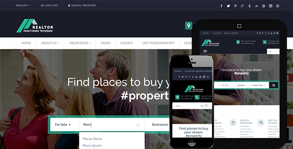 WDQ Property Theme