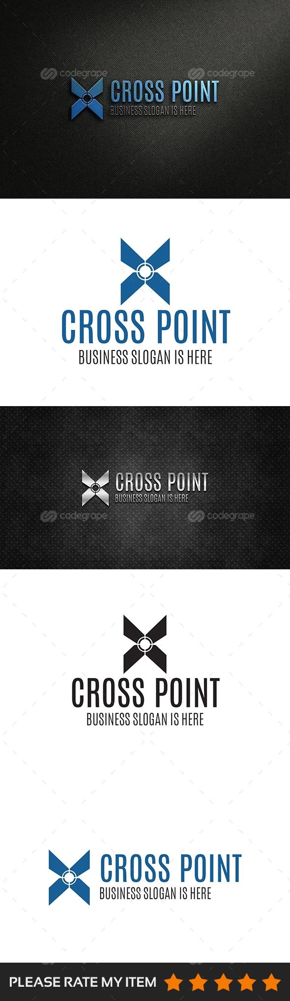 Cross Point Logo