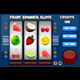 Slot Machine Game With Random Hold