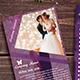Wedding Service Provider Rack Card
