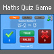 Maths Quiz Game
