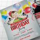 Birthday Party Flyer 1 full
