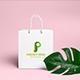 P- Logo Design