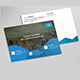 Corporate Post Card Templates