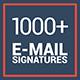 1000+ Email Signature