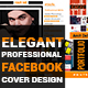 Elegant Professional Facebook Cover Design