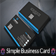Corporate Business Card Vol 8