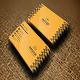 Taxicab Business Card