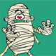 404 Mummy - Animated 404 Error Page