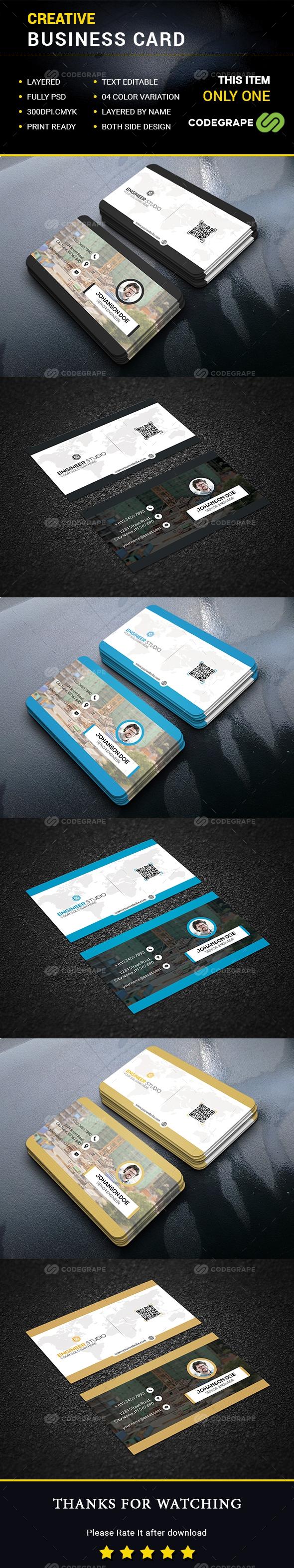 Creative Business Card 02