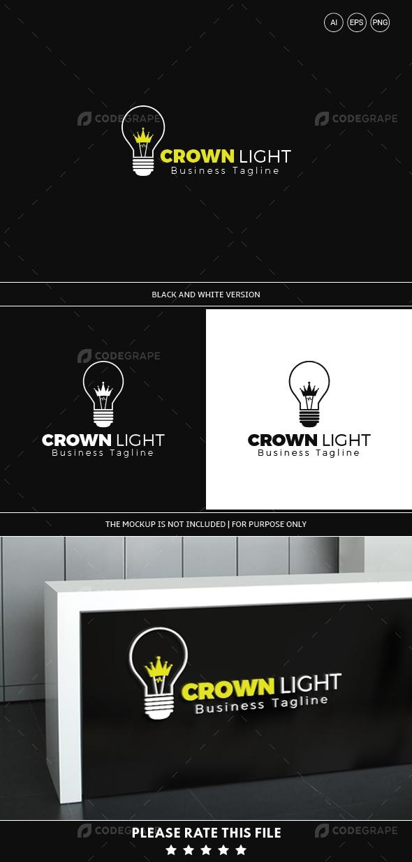 Crown Light Logo